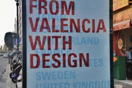 """From Valencia With Design"" calienta motores"