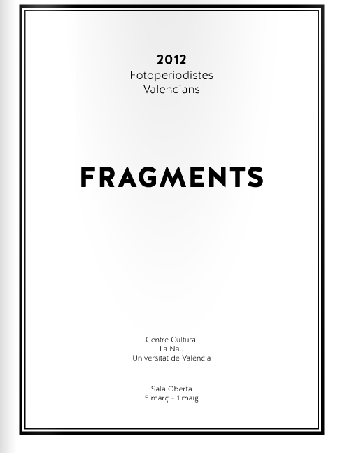 Estudio Menta Fragments 2012