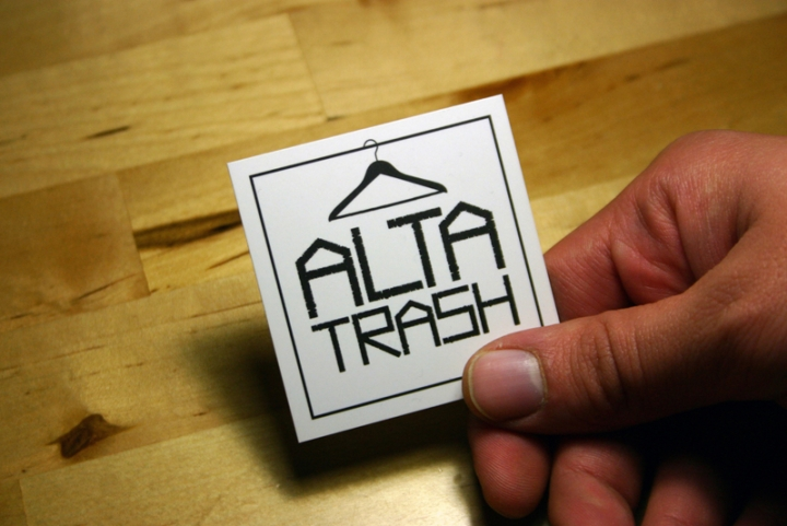 Tactelgraphics Alta Trash