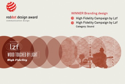 Red Dot Award para LZF