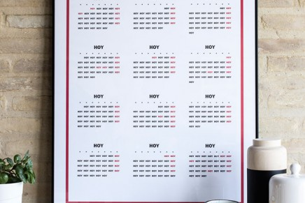 El calendario atemporal de Mr. Simon
