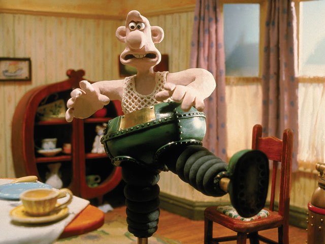 """""""The wrong trousers"""""""