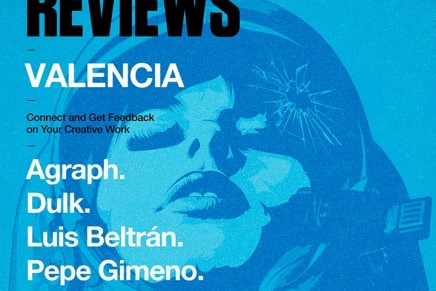 Vuelve a Las Naves la Behance Portfolio Reviews