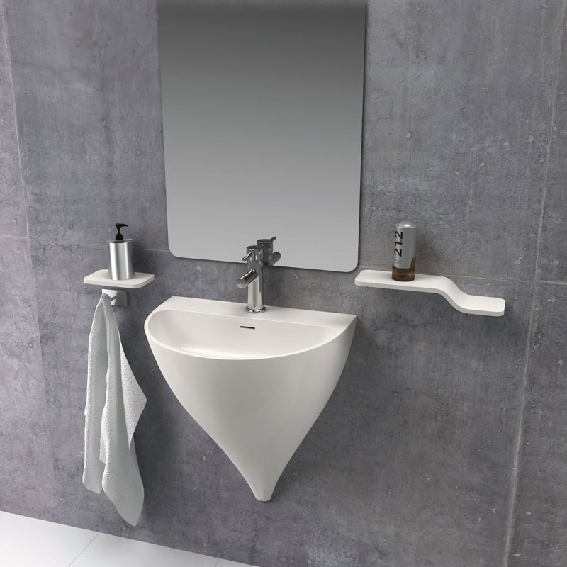 Lavabo Kaliya, de Vicent Clausell