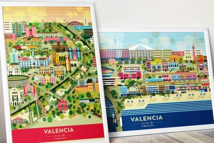 "Virginia Lorente (@typical Valencia): ""Seguiremos ilustrando la ciudad que queremos"""