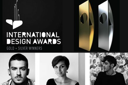 Los International Design Awards premian a tres alumnos de Barreira