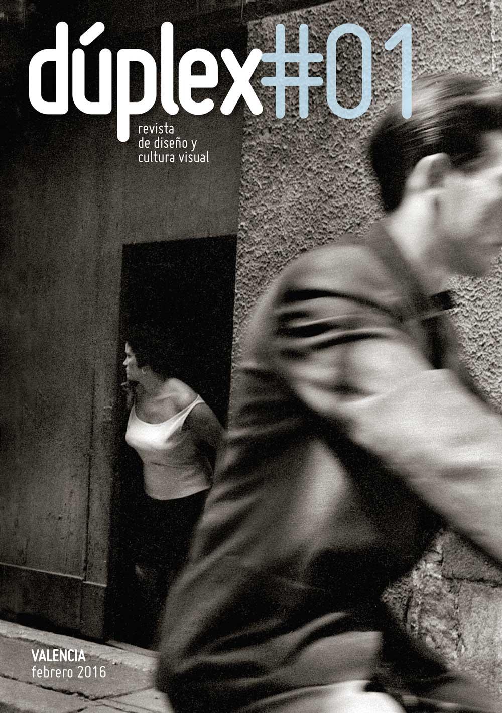 portada de la revista duplex 1