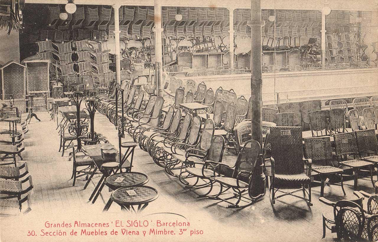 Ventura Feliu El Mueble Curvado Y La Industrializaci N De  # Muebles El Obrero